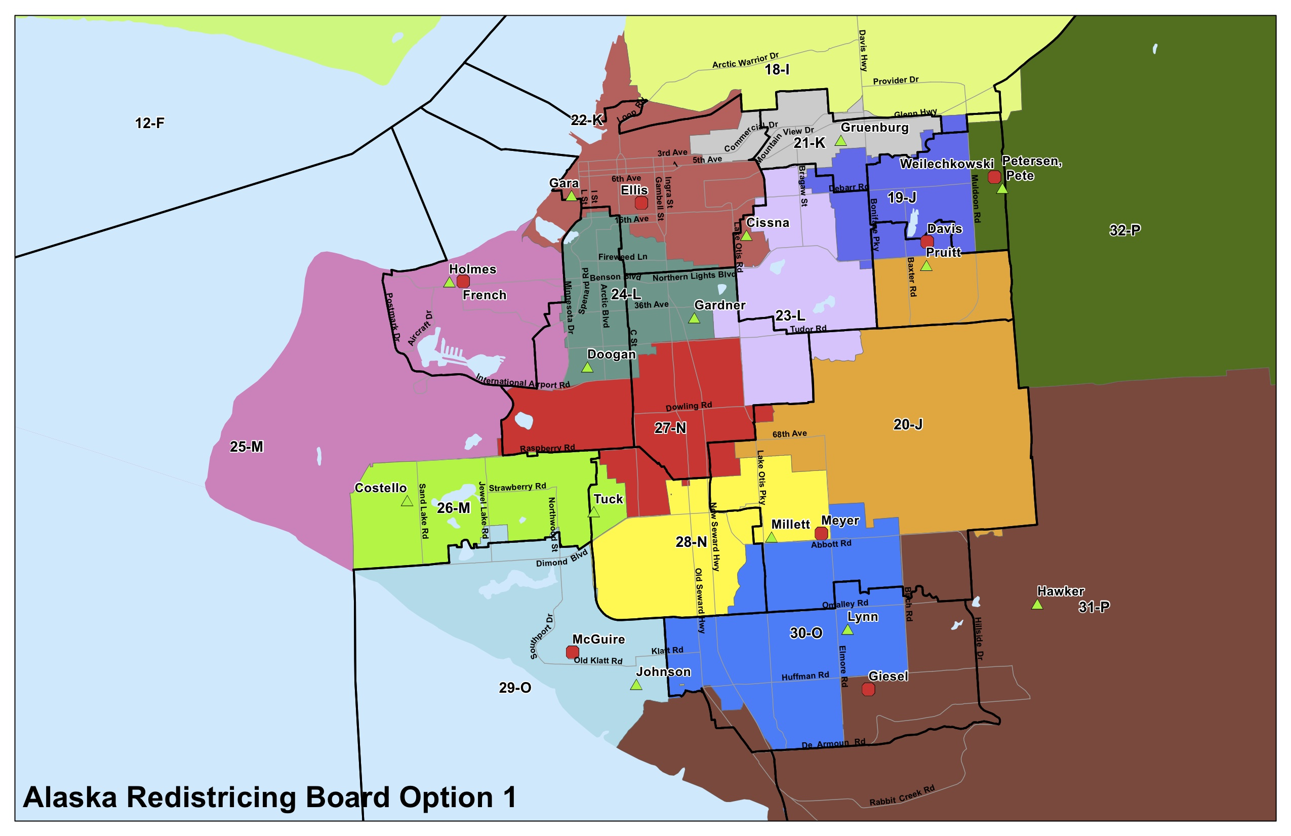 What Do I Know? Are Anchorage Incumbent Pairings Unavoidable Or Gerrymandering?